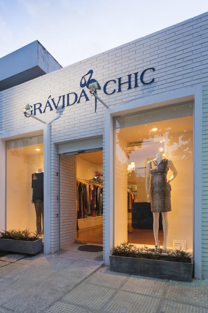 Grávida Chic une conforto, elegância e modernidade em roupas para gestantes
