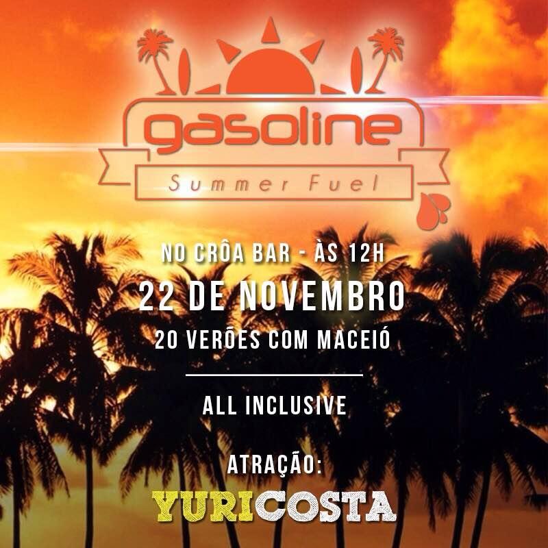Gasoline Summer Fuel comemora 20 verões em Maceió