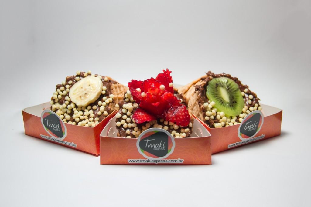 Sweetmaki: O sabor doce dentro da casquinha