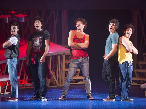 Musical 'Cazuza pro dia nascer feliz' será apresentado em Maceió