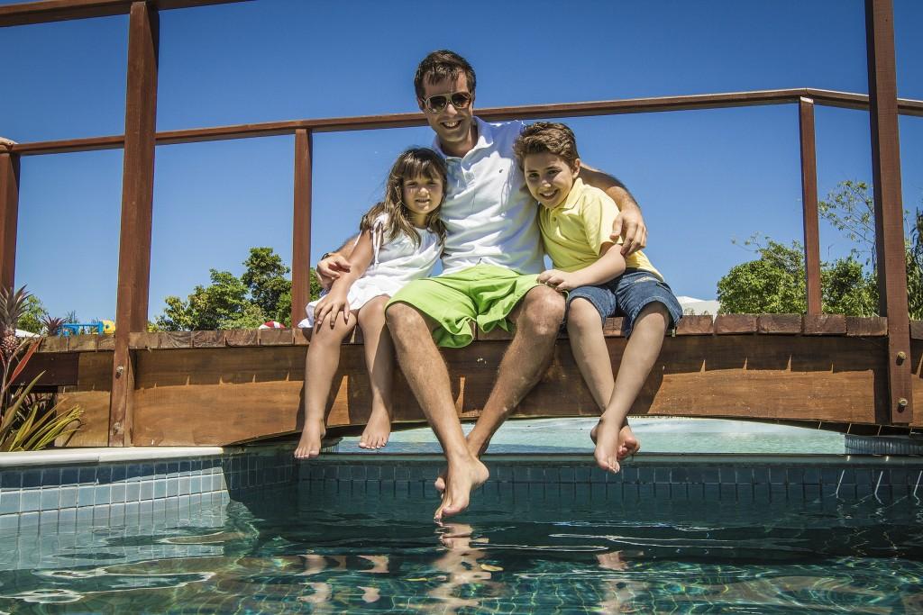 Aproveite o dia dos Pais para se divertir no ILOA Resort com a família