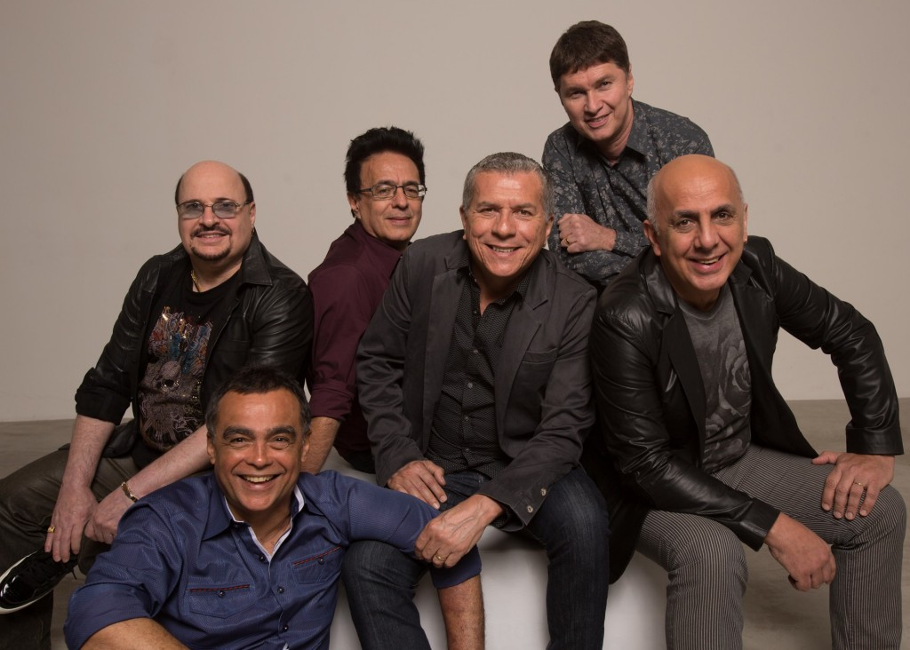 Maceió recebe show da banda Roupa Nova