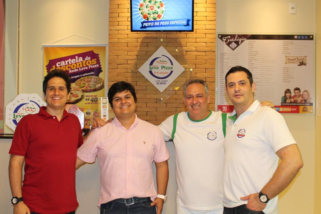 Rede Leve Pizza desembarca no coração de Maceió