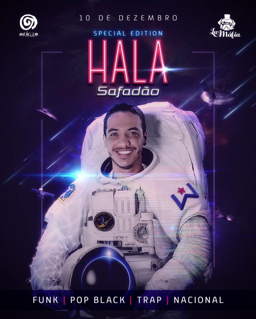 Hala Safadão: uma festa de outro mundo vai pousar no Orákulo