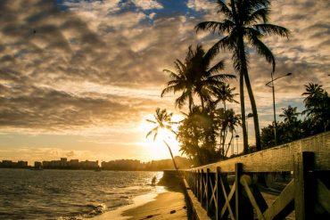 Maceió: Venha ver o pôr do sol