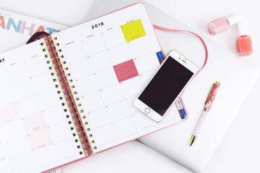 Seis opções de planners para organizar seu 2019