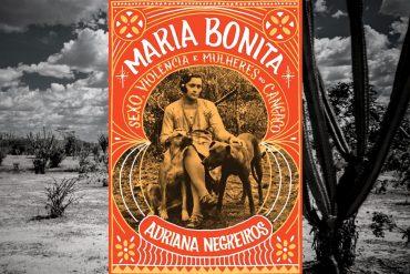 Due indica: Livro sobre Feminismo, Cangaço e Maria Bonita.