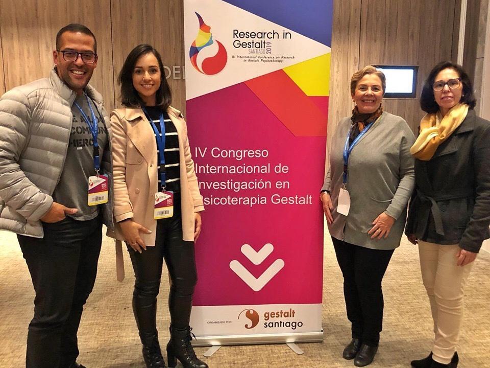 Psicólogos alagoanos no Chile