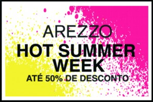 AREZZO HOT SUMMER WEEK
