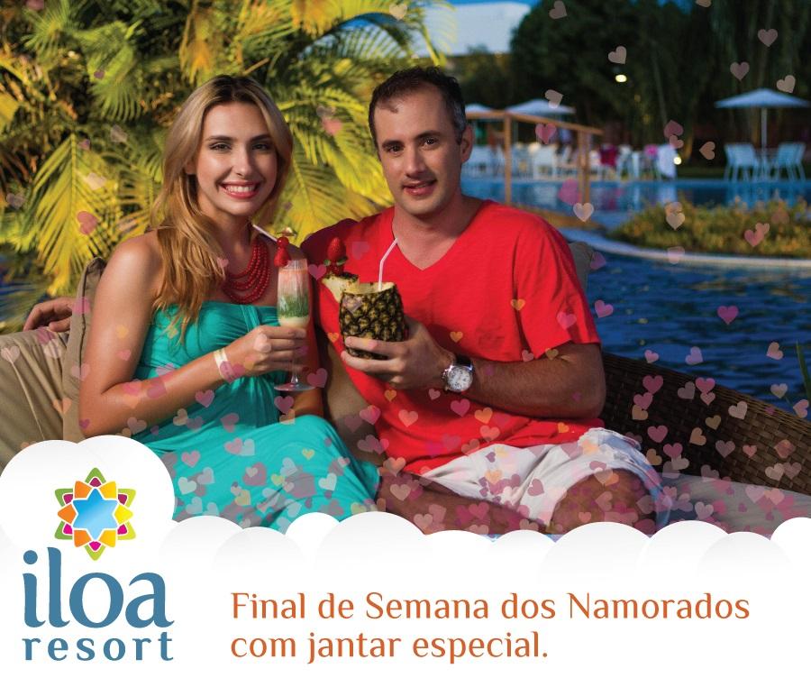 ILOA Resort garante noite romântica para os casais e recreação para as crianças