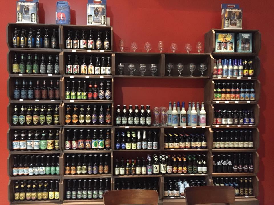 Empório Bierwelt: O novo lugar para apreciadores de cervejas especiais