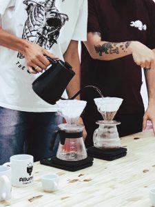 Curso sobre cafés especiais