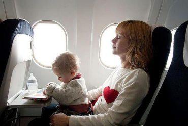 Viajando com um bebê