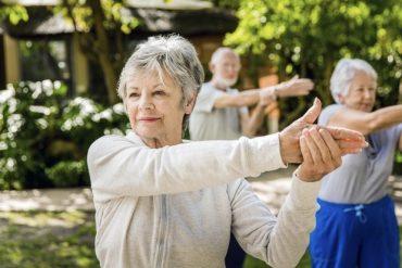 Atividade física diminui consumo de medicamento por idosos